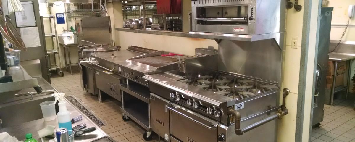 Case Study: Commerical Kitchen Equipment