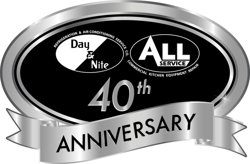 Day & Nite / All Service | Commercial Kitchen Equipment